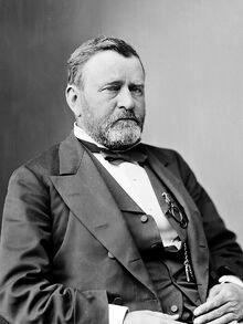 Ulysses S. Grant 1870-1880