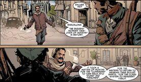 Ignacio conoce a Orwell