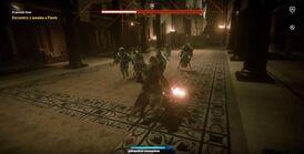 Bayek contra los fantasmas