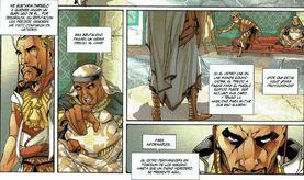Los emires quieren el Cetro de Aset