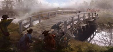 Conchord bridge concept art
