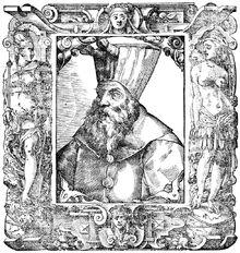 Portrait of Al-Ashraf Qansuh al-Ghawri by Paolo Giovio Paolo 1483 1552