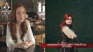Assassin's Creed Unity Tráiler de Actores ES