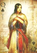 Assassins creed card dilara