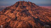 Terrain Black Desert 02 por Louis Lavoie