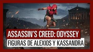 Assassin's Creed Odyssey - Tráiler de las figuras - Medusa Collector's Editions & Ubicollectibles
