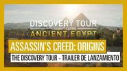 Assassin's Creed Origins The Discovery Tour - Tráiler de lanzamiento