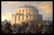 Babilonia por Raphael Lacoste