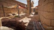 Hathor Temple 02 por Louis Lavoie