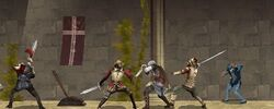 Ezio Vs. España