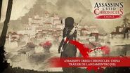 Assassin's Creed Chronicles China - Tráiler de Lanzamiento ES