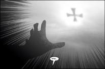 Una cruz en el cielo