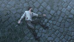 Ezio herido