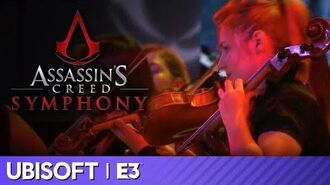Assassin's Creed Symphony Performance Ubisoft E3 2019