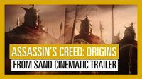 Assassin's Creed Origins - Trailer Cinemático de la Arena