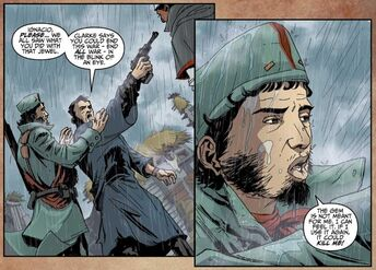 Ignacio intenta razonar con Miguel