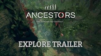 Ancestors The Humankind Odyssey - 101 Trailer EP1 Explore