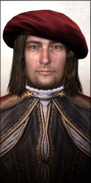 Leonardo da Vinci, base de datos (ACII)