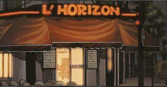 Bar L'Horizon