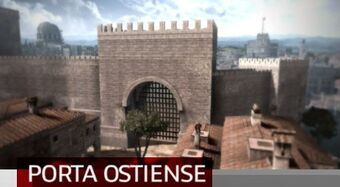 Base de datos - Puerta Ostiense