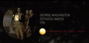 Washington y el Fruto