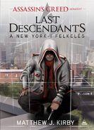 Last Descendants 1 versión húngara