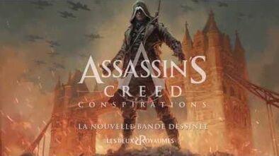 Assassin's Creed - Conspirations - 2016 - Trailer del Comic