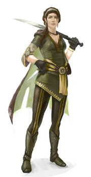 ACR multiplayer unknown female character 02