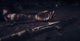 Leónidas muere 3