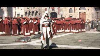 Assassin's Creed La Hermandad - Trailer E3