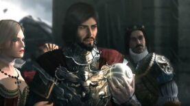 César Borgia con el Fruto del Edén