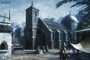 Acre Church por Thierry Doizon