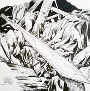 La Espada del Edén 1 abandonada