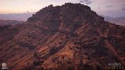 Terrain Black Desert por Louis Lavoie