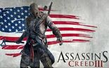 Assassins' creed 3 Connor con la Bandera de Estados unidos