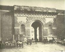 La Puerta Salaria de Vespignani