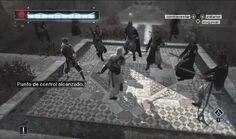Altaïr contra los fantasmas