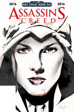 Assassin's Creed - Free Comic Book Day 2016-000