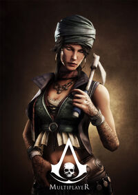 Assassin's Creed IV Multiplayer Promotional 5
