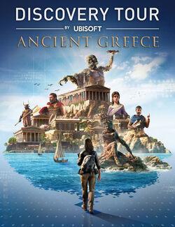 Odyssey Discovery Tour - Carátula