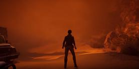 Layla en el desierto