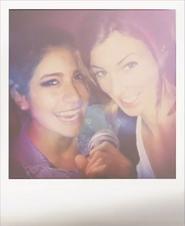Layla y Deanna en 2015