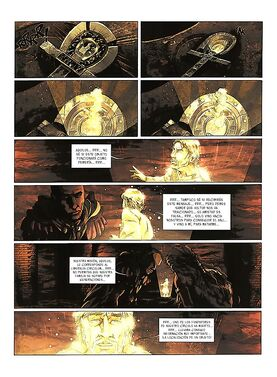 Lucius habla a través del Anj
