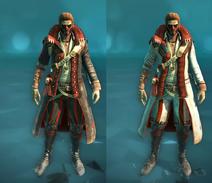 Navegador conjuntos Templario Asesino