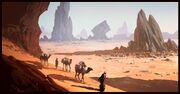 Exploring Black Desert por Raphael Lacoste