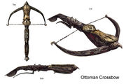 Weapon ottcrossbow