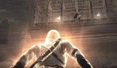 Altaïr retenido por el Fruto