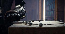 La llave de la cripta de Buckingham