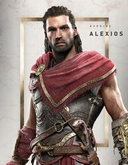 ACOD Alexios Potrait