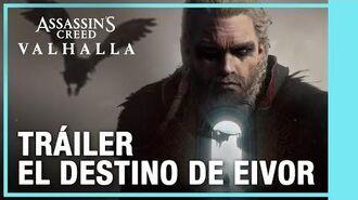 Assassin's Creed Valhalla El Destino de Eivor - Tráiler del Personaje